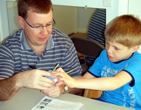 successful home-based program for children with Autism Spectrum Disorders photo